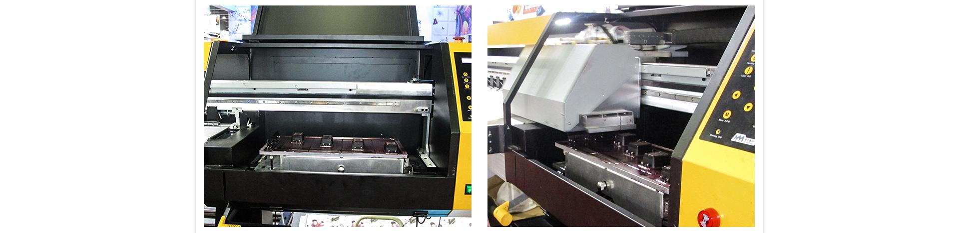 黑迈 E-Jet V35高精度热升华数码印花机